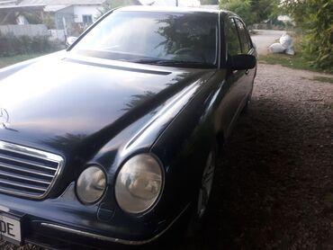 черный mercedes benz в Кыргызстан: Mercedes-Benz E 260 2.6 л. 2000 | 2100000 км