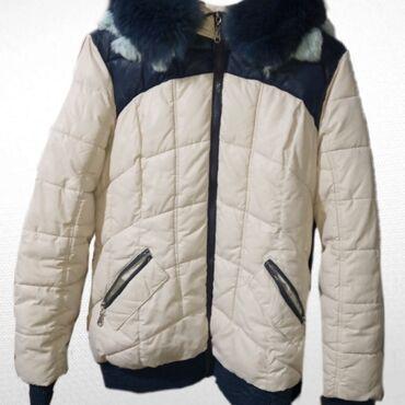 Зимняя куртка! В отличном состоянии! Очень теплая!