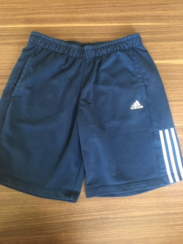 Bakı şəhərində Addidas mens climacool sports shorts, large. Worn inside the house