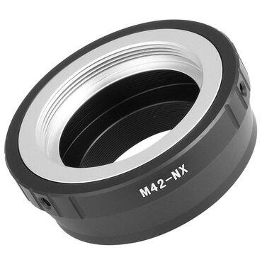 Переходное кольцо с самсунг nx на м 42