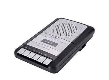 REFLEXION CCR-8010 RETRO PORTABLE CASSETTE RECORDER AND AUTO STOP σε Pappados
