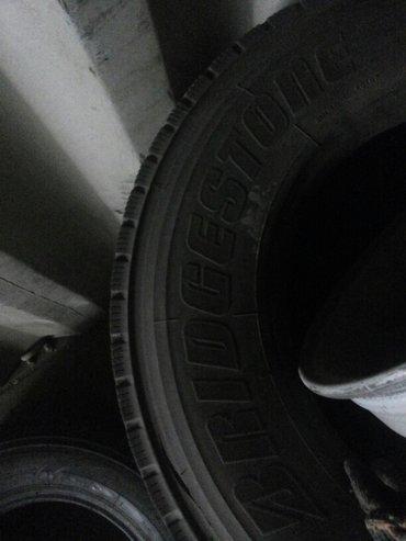 шины грузовые 225-80-17. 5с , бридштон япония, бу,1шт   в Токмак