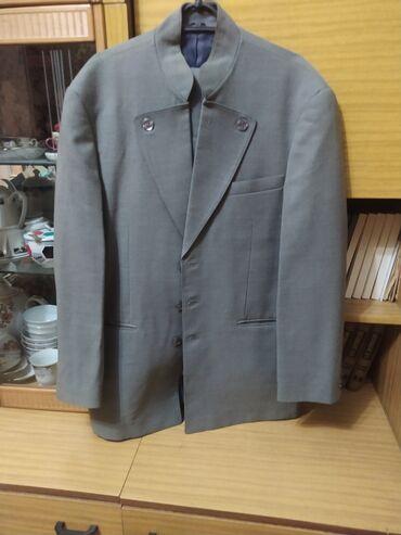 Мужской костюм 44 размер, почти новый