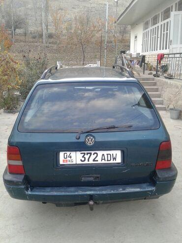 Транспорт - Ала-Бука: Volkswagen Golf 1.8 л. 1994 | 286 км
