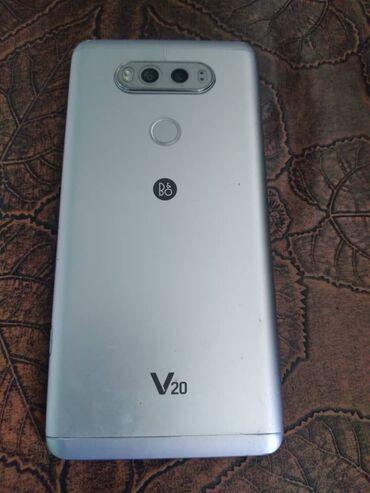 Электроника - Маевка: LG V20 | 64 ГБ | Серый Б/у | Сенсорный, Отпечаток пальца