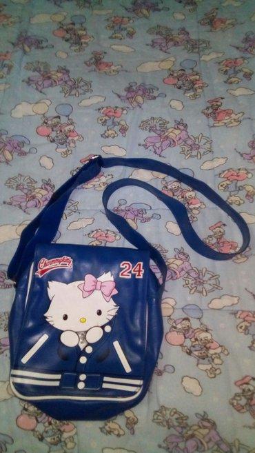 Hello kiti torbica, original, malo nosena, kao nova - Pozarevac
