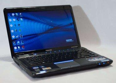 Bakı şəhərində Toshiba m645 noutbuku i5  prosessor ( 4 nuveli, 2.7ghz). Ram 6gb.