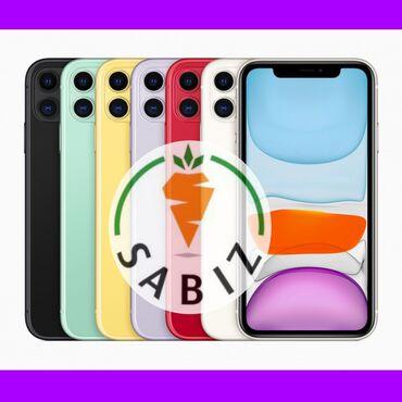 touch 6 в Кыргызстан: Новый IPhone 11 64 ГБ Черный