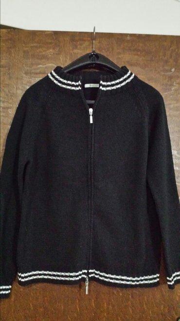 Moda mi džemper od svetlucavog pamuka, jednom nošen, veličina m, - Velika Plana