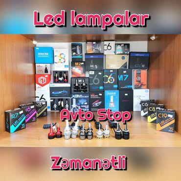avtomobil mühərrikləri - Azərbaycan: Avtomobil led lampaları.( led işıqlar. diod lampalar) (Yazılı