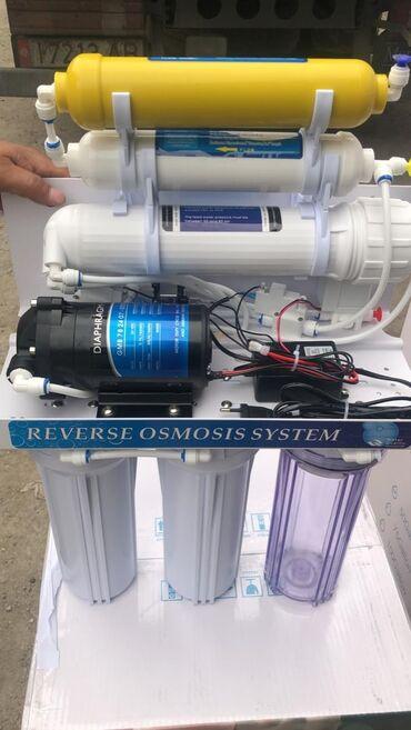 фильтр для вытяжки бишкек in Кыргызстан | ДРУГАЯ БЫТОВАЯ ТЕХНИКА: Компания Фарбер, лидер на рынке фильтров для воды, предлагает самый по
