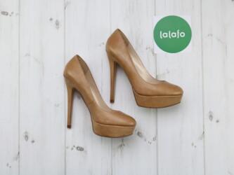 Женские туфли ALDO на каблуке Бренд: ALDO Р: 37 Каблук: 15 см Подошва