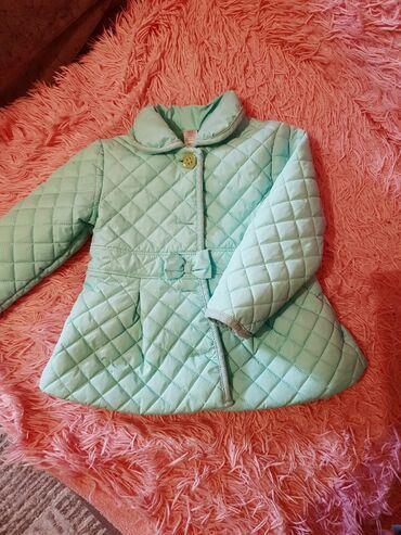 Куртка деми на 1,5-2,5 года, состояние новой, обмен на 2 литра
