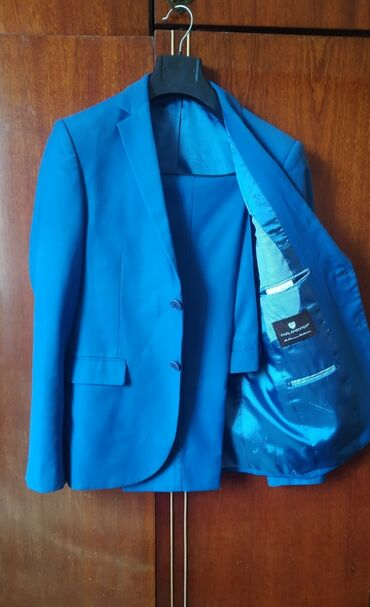 американские бренды мужской одежды в Кыргызстан: Продаётся мужской костюм. Состояние отличное. Костюм от турецкого