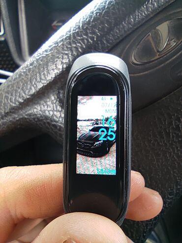 Электроника - Теплоключенка: Mi bend 4 в отличном состоянии,новый дорогой ремешок