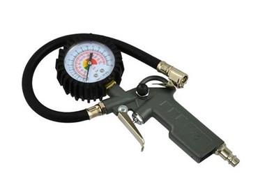 Manometri - Srbija: Pištolj za pumpanje gumePištolj za pumpanje gume sa manometromSuper