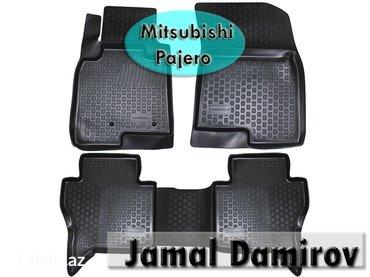 Mitsubishi pajero üçün poliuretan loker ayaqaltilar. Полиуретановые в Bakı