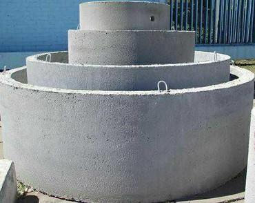 бетонные кольца для септика в Кыргызстан: Продам кольца для септика и туалета