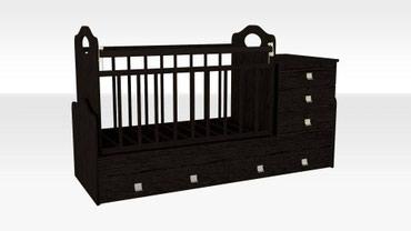 Детские кроватки для новорожденных в Бишкек