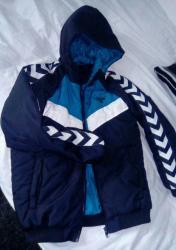 Dečije jakne i kaputi | Vranje: HUMMEL jakna za decake vel.152. kao Iz radnje Nova. nosena par puta