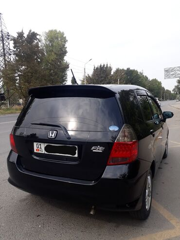 хонда фит запчасти бу бишкек в Кыргызстан: Honda Fit 1.3 л. 2005 | 203000 км