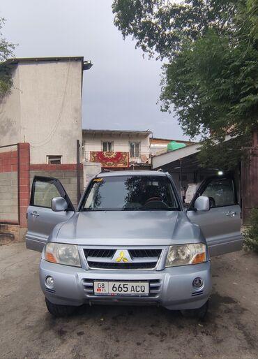 митсубиси паджеро бишкек in Кыргызстан | АВТОЗАПЧАСТИ: Mitsubishi Pajero 3.2 л. 2003