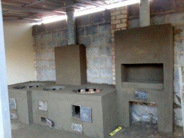 Пнчка очок барбекю контрамарка уч оборот печка салабыз в Бишкек - фото 6