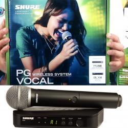 """Bakı şəhərində """"shure blx 24e/pg58"""" mikrofon"""