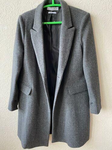 куплю пальто в Кыргызстан: Пальто шерстяное новое Размер М
