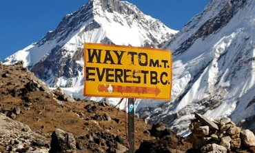 Everest Base Camp Trek 14 Days in Nepal well-known trek with awesome in Kathmandu