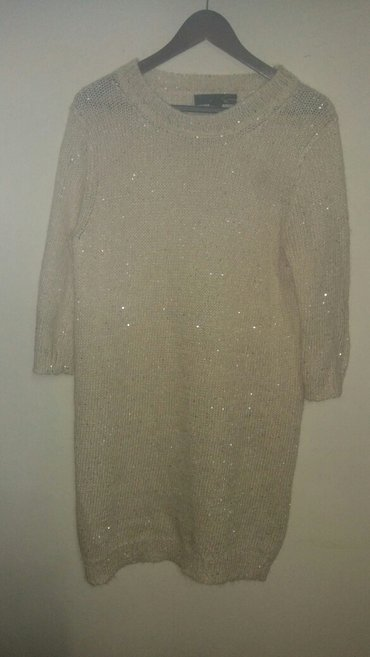 φορεμα πλεχτο mango με τρουακαρ μανικια. ελ. μεταχειρισμενο. σε Αθήνα