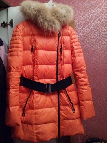 Bakı şəhərində Пуховая куртка . размер 38.