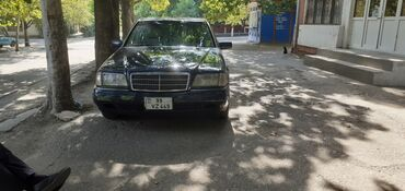 Mercedes-Benz Mingəçevirda: Mercedes-Benz C 200 2.2 l. 1996 | 185000 km
