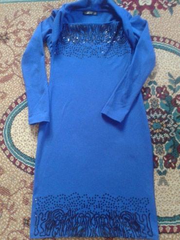 Платье в очень хорошем состоянии!  размер 46-48 в Бишкек