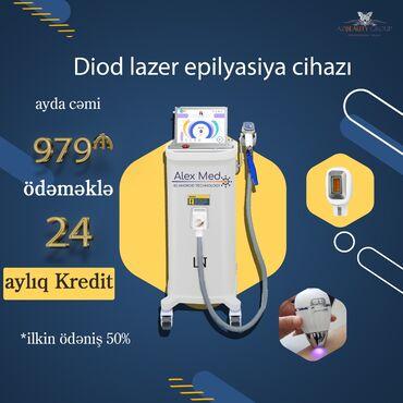 Tibbi məhsullar - Azərbaycan: 🔸🔸🔸diod lazer epilyasiya cihazı!20 000 000 impuls sayı!💻android💻