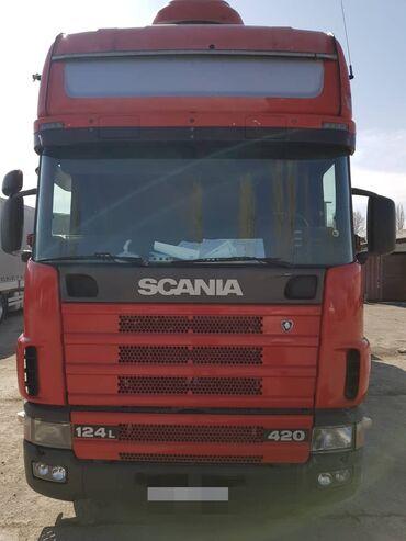 Продаю или меняю на легковой автомобиль с доплатой мне! Scania 420!