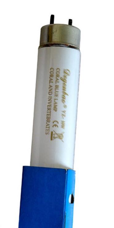 water resist 100m в Кыргызстан: Лампа для аквариума б/у Water Tube T8 цвет синий-30W длина 893