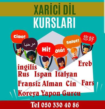 fransiz dili - Azərbaycan: Online Xarici dil kursları Online və kurs şəraitində bütün dil kurslar