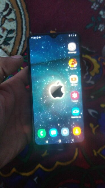 Б/у Samsung A20s 32 ГБ Черный