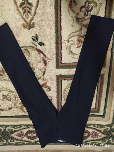 Черные брюки хорошо тянутся для девочки 9-10 лет в хорошем состоянии