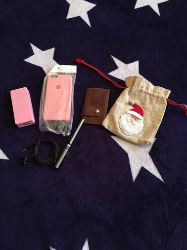 iphone-6-чехол в Кыргызстан: Чехол розовый на айфон 6 . power bank беспроводная зарядка розоваян