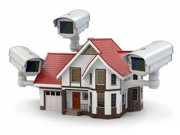221 elan: Təhlükəsizlik kameralarının quraşdırılması. Evlərə, ofislərə