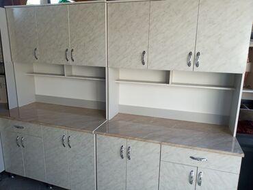 Новый кухонный гарнитур размер 120см цена:8000сом +доставка по городу