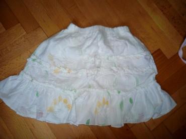 Suknjica za devojcice za 18meseci - Pozarevac