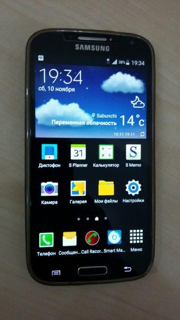 Bakı şəhərində Samsung s4 GT-I9500  ram 2 yaddaw 32 gb whatcap aktivdi