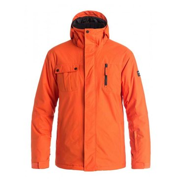 Мужская Куртка Quiksilver Mission Solid в Бишкек