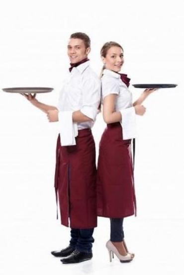 Срочно требуется ОПЫТНЫЕ официанты в Бишкек