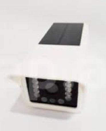 Bakı şəhərində YN-111 Günəş enerjisiylə işləyən kamera128 GB SD kart