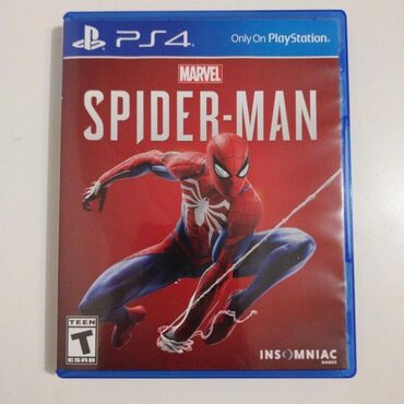 Продаю игру Spider man на Ps4 Графика в игре просто топ !!!