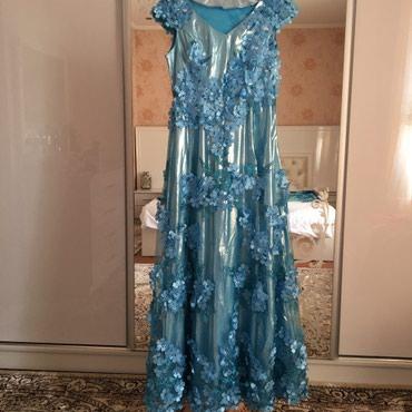 Платье на салам, накидка и головной убор, цена 1000 сом за все. в Токмак